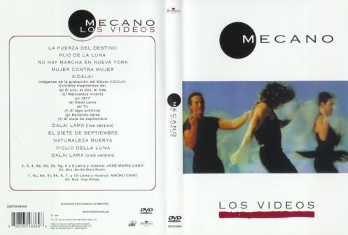 mecano_los_videos_dvd