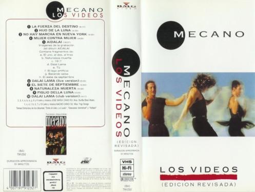 mecano_los_videos_vhs