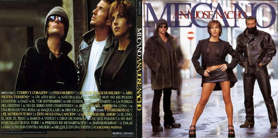 Stereosexual mecano disco